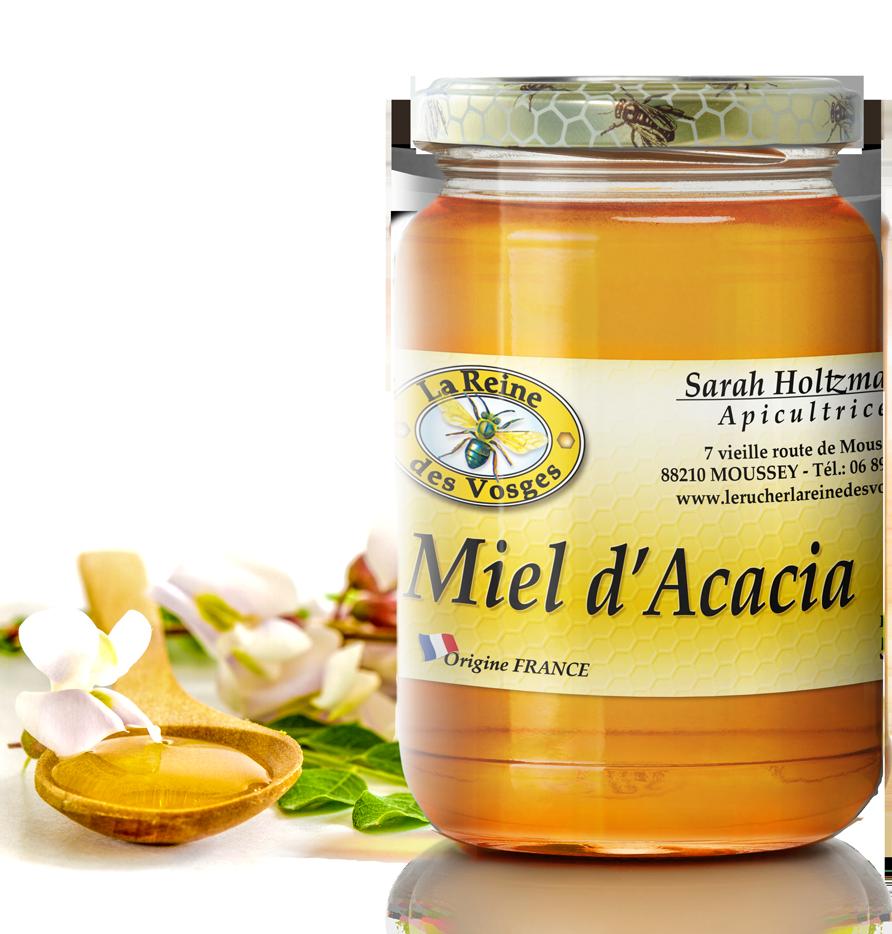 Le miel d'acacia un pur élixir de plaisir